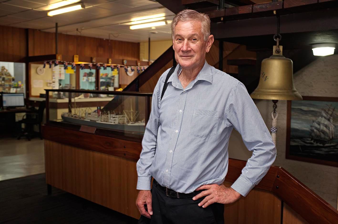 Dennis Claughton