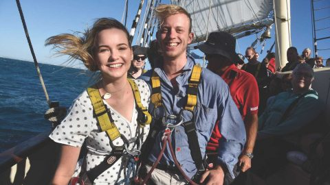 Voyages of Discovery – Join The Leeuwin And Set Sail