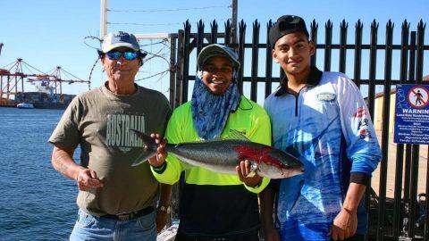 Seen Fishing
