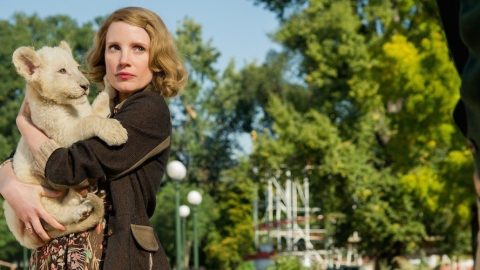 Movie Review – The Zookeepers Wife