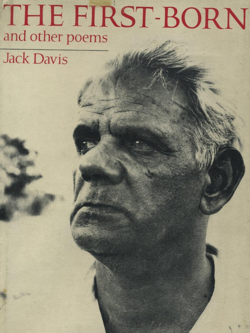 Jack Davis - The First Born and other poems