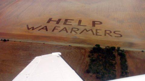 Writing the WA wheatbelt, a place of radical environmental change