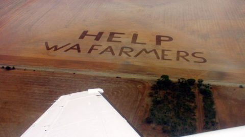 Writing the WA wheatbelt, a place of radical environmental change