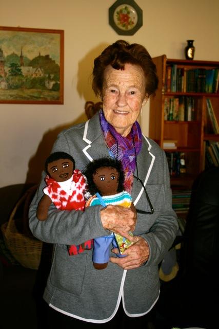 Berta Marshall, Doll maker