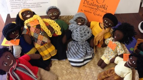 From Fremantle to Durban – the Uthando Project continues…