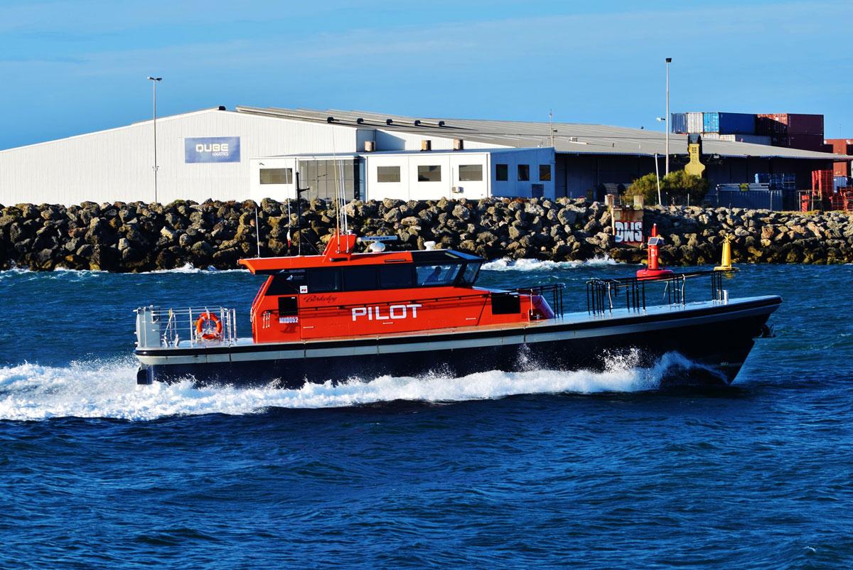 pilot-boat