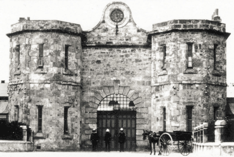 Fremantle Jail c 1900