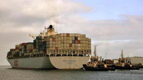 Ship Ahoy! OOCL Oakland