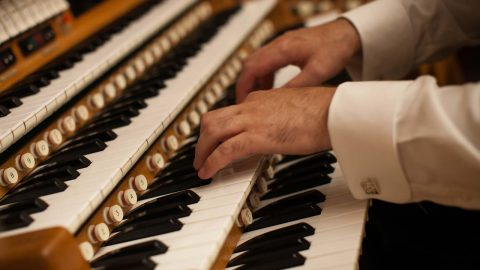 Organ with Voices