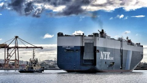 Ship Ahoy! Demeter Leader