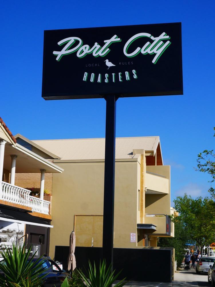 Port City Roasters, South Terrace
