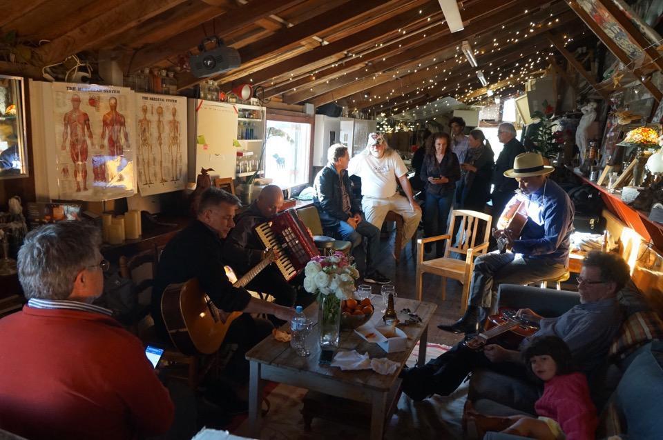 Music at kidogo