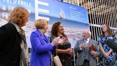 Hear the President.. Fenians, Fremantle & Freedom