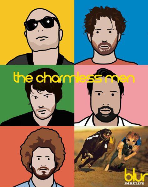 The Charmless Men