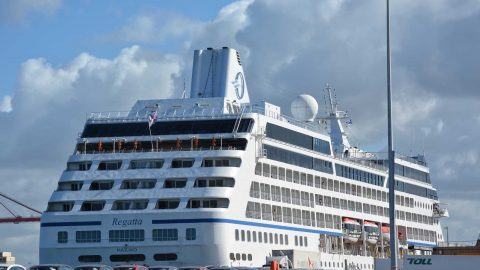 Cruise Ships Come to Town