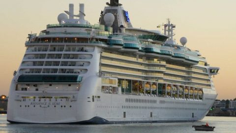 Radiance of the Seas – interesting Facts & Stats