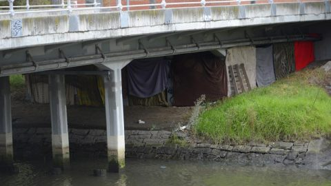 Homeless numbers will keep rising
