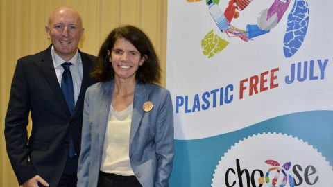 'Plastic Free July' Launch