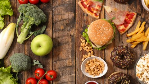 Three charts on: how and what Australians eat (hint: it's not good)