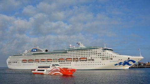 Fremantle's cruise ship season starts Sunday