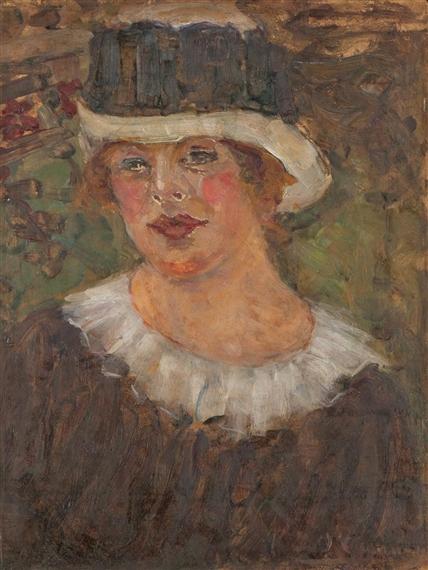 Breton Girl - Kathleen O'Connor