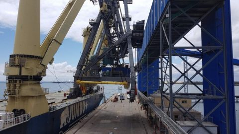 The Coming & Going of CBH'S Kwinana Loaders