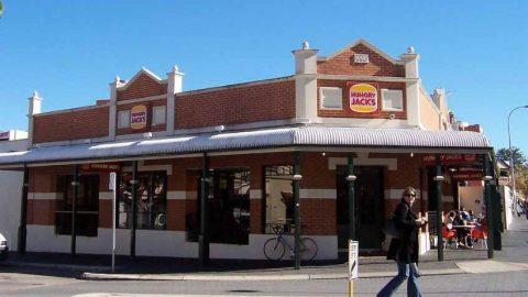 Hungry Jacks burger joint closes