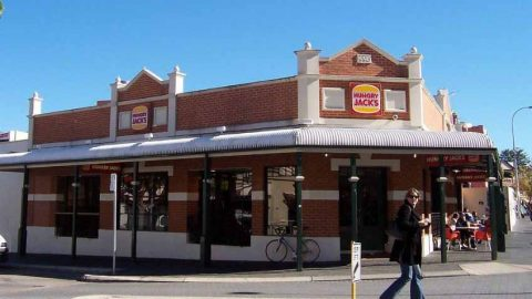 Hungry Jacks burger joint closes