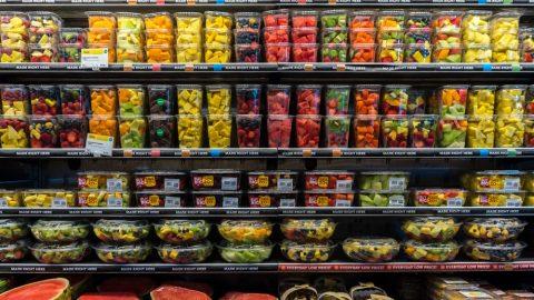 Plastic Coated Fruit & Veg – Save us!