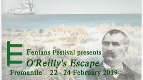 2019 Fenians Festival, 22 – 24 February 2019 – Book Quickly!