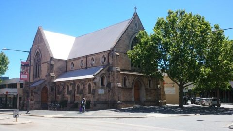 Fremantle Wesley Church – A Place of Solitude, Beauty and Activity…
