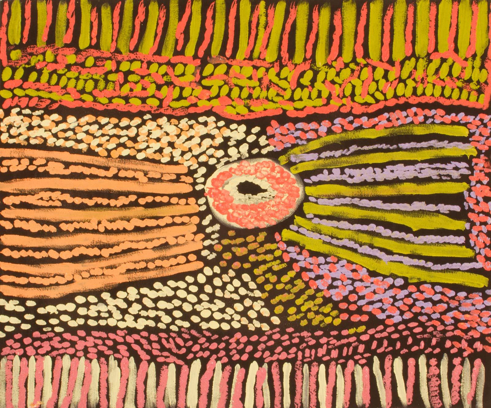 MayWokka Chapman -Courtesy of the artist and Artitja Fine Art