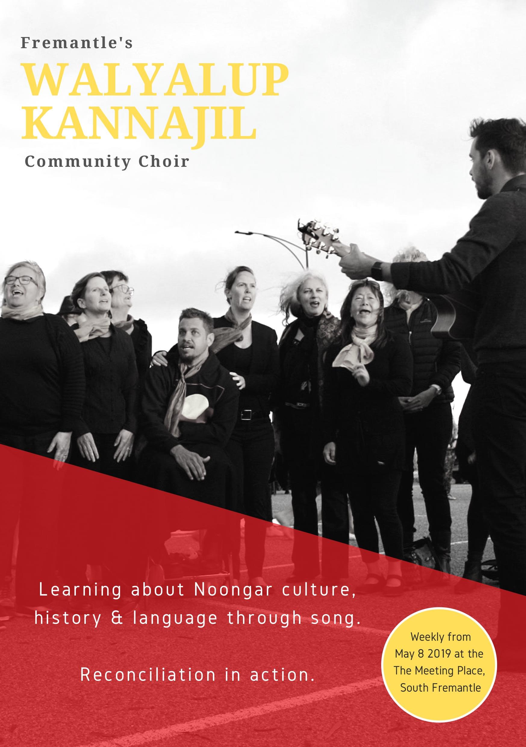 Walyalup-Kannajil-choir
