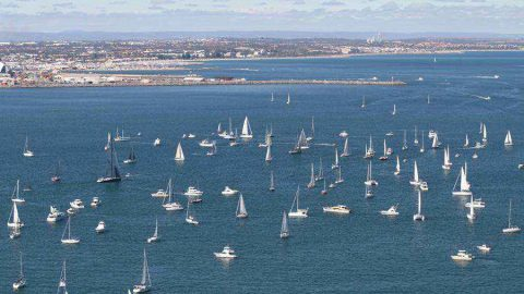 Fremantle to Bali Offshore Race Countdown is on: one year to go…