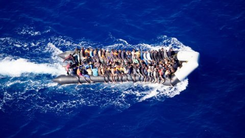 EU sued at International Criminal Court over Mediterranean migration policy – as more die at sea