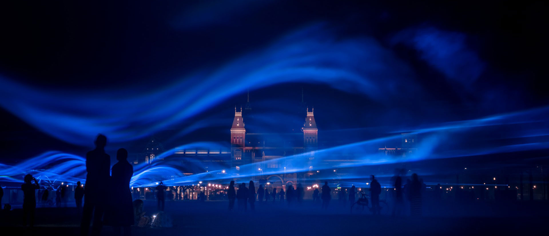 Studio Roosegaarde WATERLICHT will be part of the 2019 Fremantle Biennale