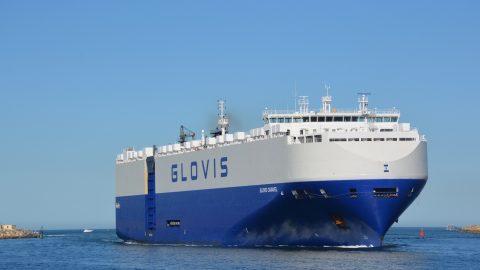 The Hyundai Glovis Vessels