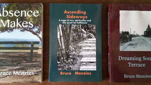 Interview with Bruce Menzies