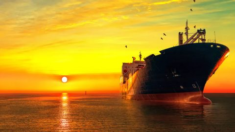 Five ways the shipping industry can reduce its carbon emissions