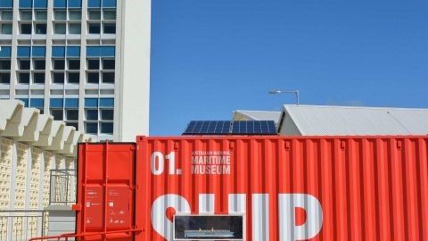 The Box That Changed The World – The Cool Container Combo