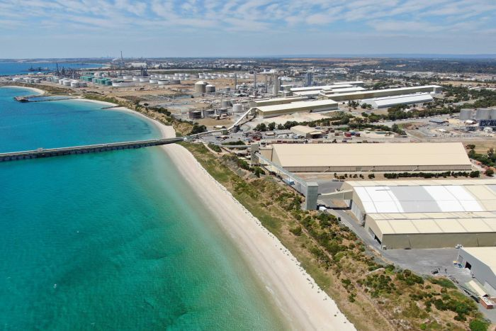 Kwinana Port
