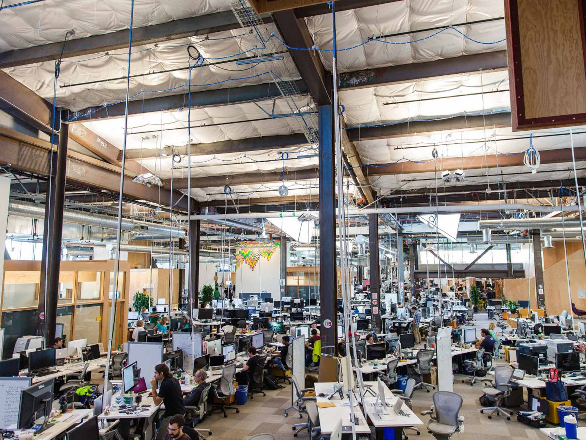 Facebook offices