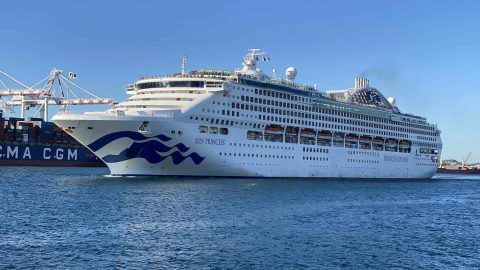 Sun Princess – interesting facts and stats