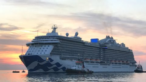 Big News – Princess Cruises 60 Day Pause of Global Ship Operations