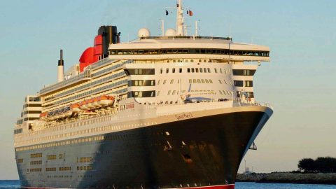 Coronavirus causes cruise ship overflow at Fremantle