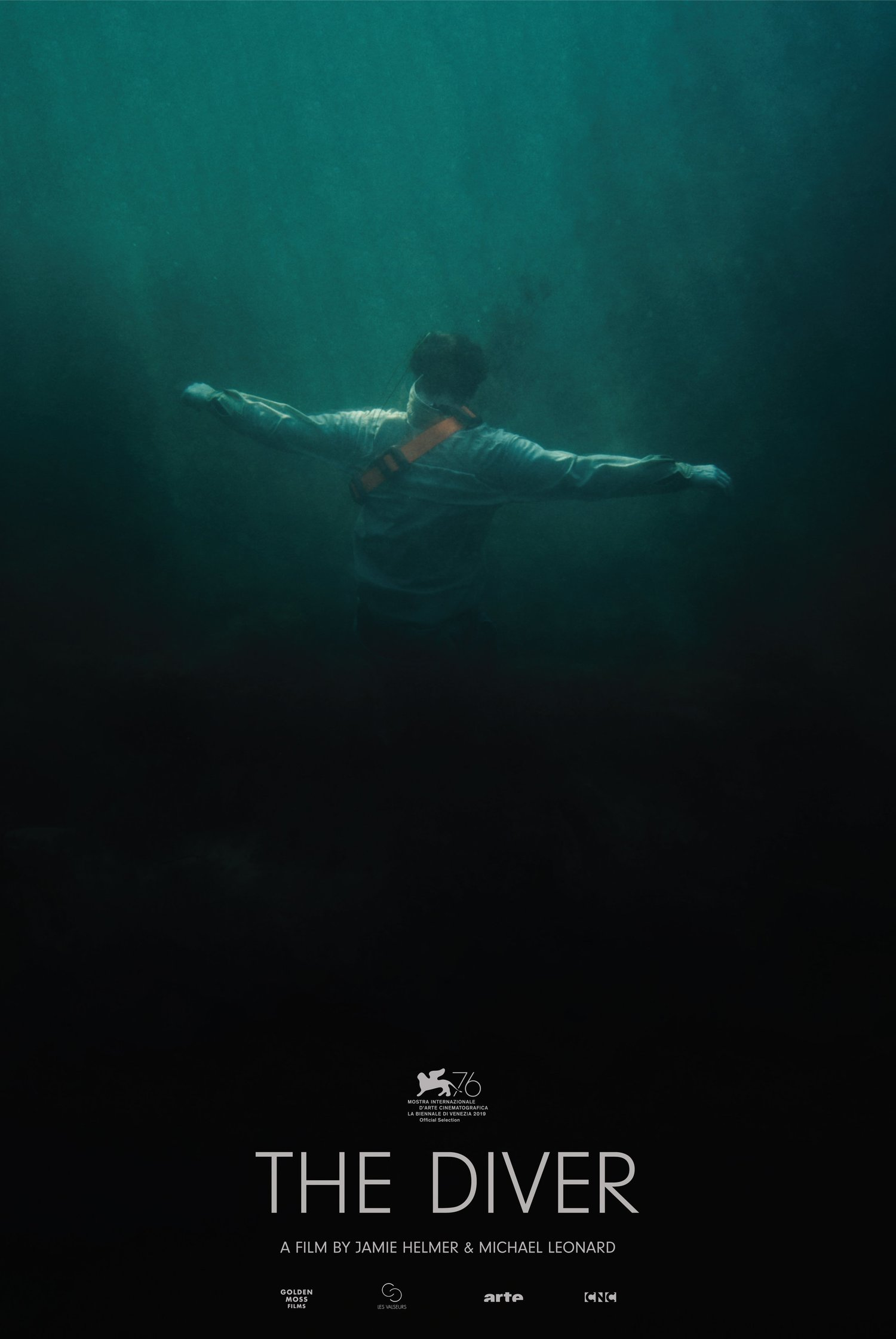 The Diver film poster
