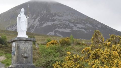Places I Love – Croagh Patrick: Ireland's Holy Mountain