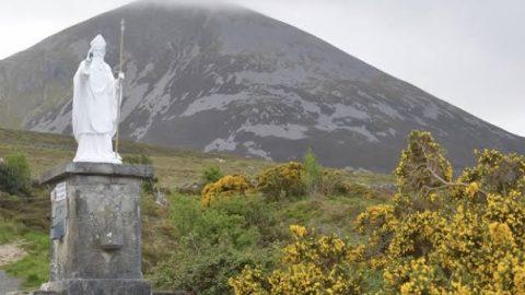 Places I Love – Croagh Patrick: Ireland's Holy Mountain