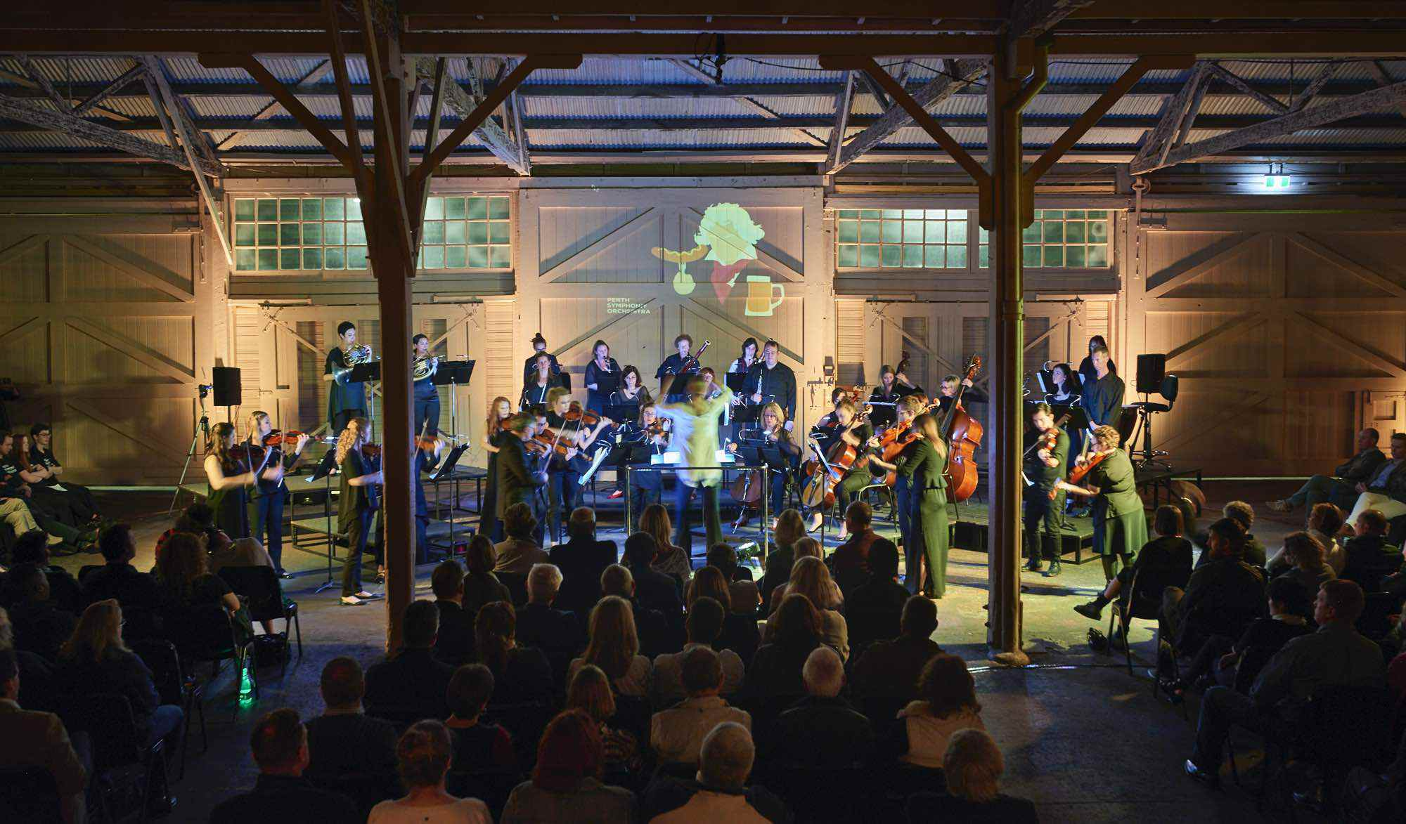 PSO @ the B Shed
