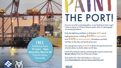 Paint The Port